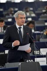 Pedro Silva Pereira e o acordo de Parceria Econ�mica entre a Uni�o Europeia e seis pa�ses da �frica Austral