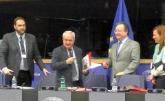 Francisco Assis eleito Coordenador dos Socialistas e Democratas para a Eurolat
