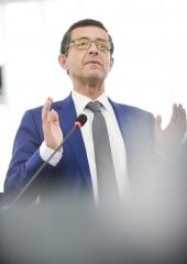 Carlos Zorrinho pede prioridade à defesa dos direitos cidadãos europeus