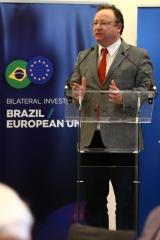 Francisco Assis alerta para necessidade de finalizar acordo com o Mercosul até ao final do ano