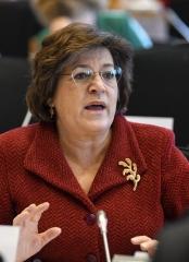 Ana Gomes integra missão interparlamentar aos Estados Unidos da América