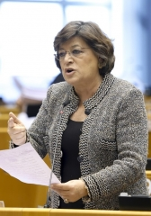 Ana Gomes eleita Vice-Presidente da Comissão TAX3