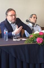 """Francisco Assis defende """"uma Europa mais presente e mais capaz"""""""