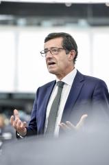 """Carlos Zorrinho defende """"autonomia estratégica"""" da defesa europeia como o melhor caminho para garantir a paz"""