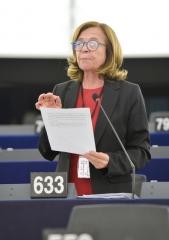 """Margarida Marques relatora da audição pública """"Um orçamento mais verde"""""""